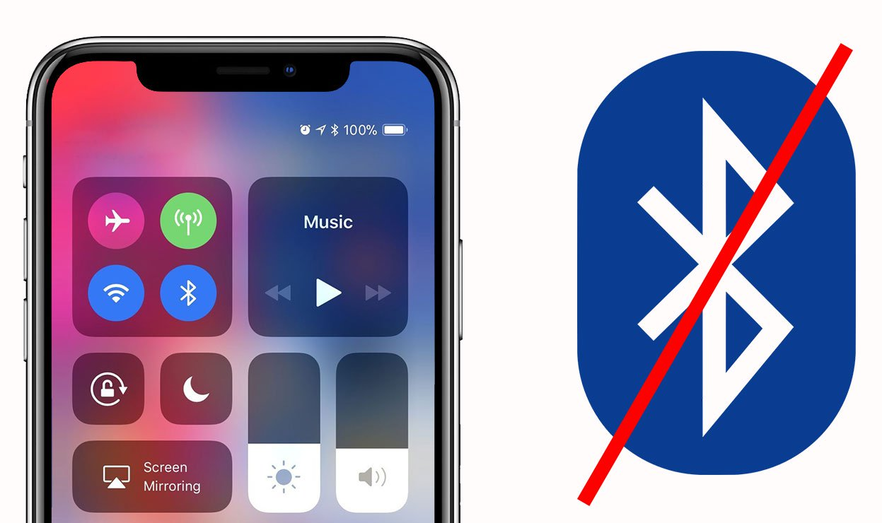 Solve problems with the Bluetooth of the iPhone X