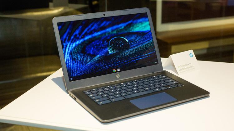 New AMD-based Chromebooks from HP