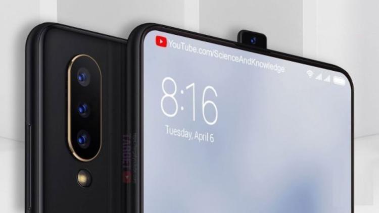 Xiaomi Mi 9 appeared
