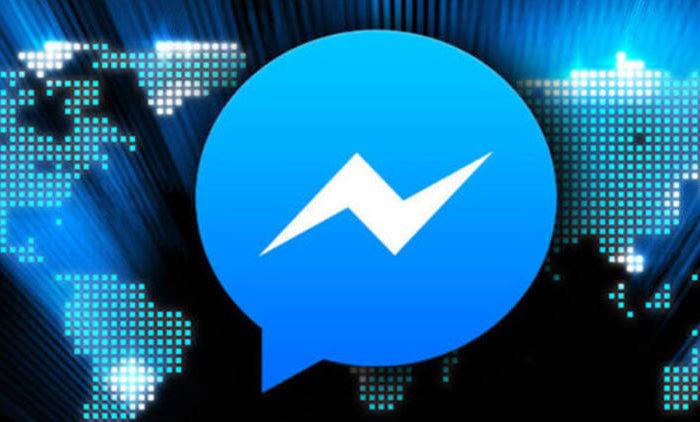 New design of Facebook Messenger appeared