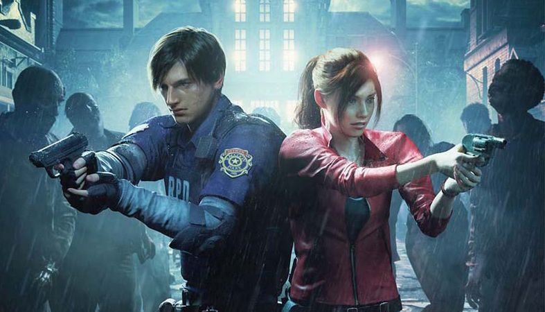 Resildent Evil 2 demo has been removed