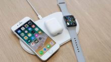 The expected Apple AirPower wireless charger goes into production