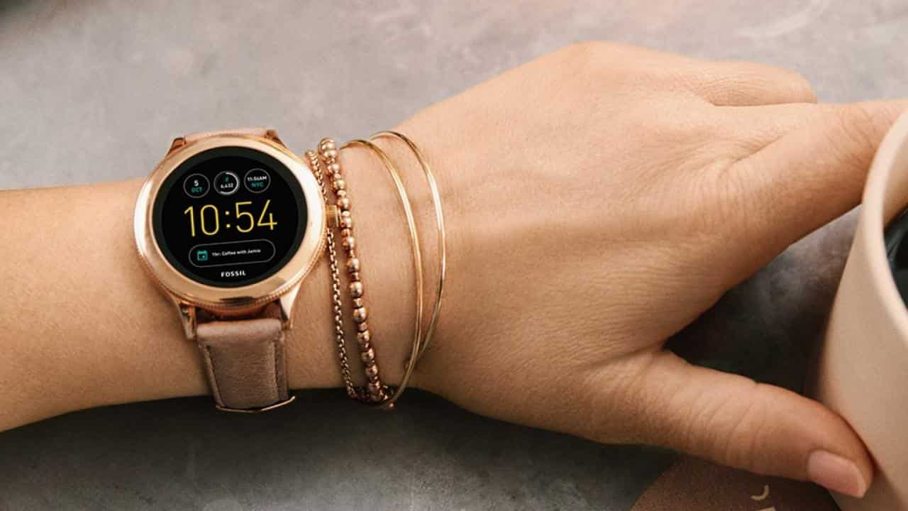 Fossil sells smartwatch technology to google for 40 million dollars