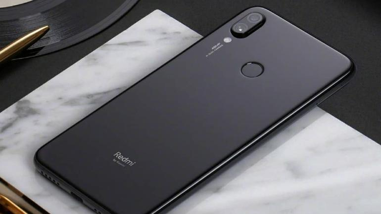 Redmi Note 7 with 48 MP Camera