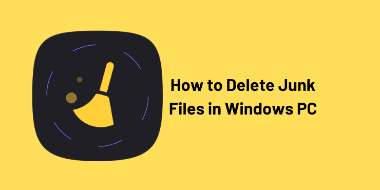 Delete Junk Files in Windows