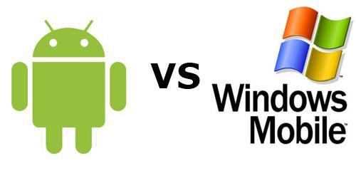 Android OS Vs Windows OS Comparison
