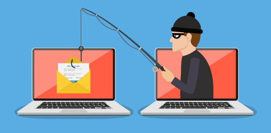 How to indentify a Phishing Email