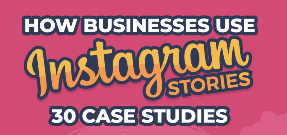 Instagram Stories and Businesses