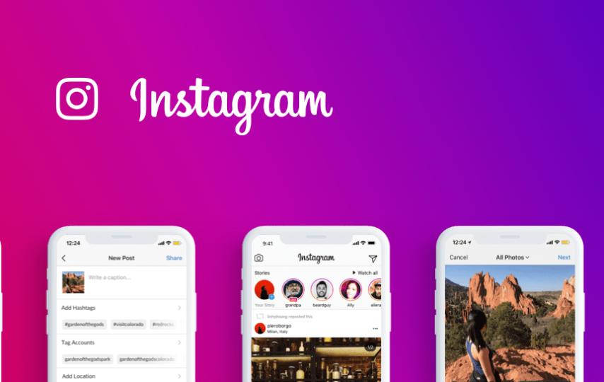 Add location in Instagram stories