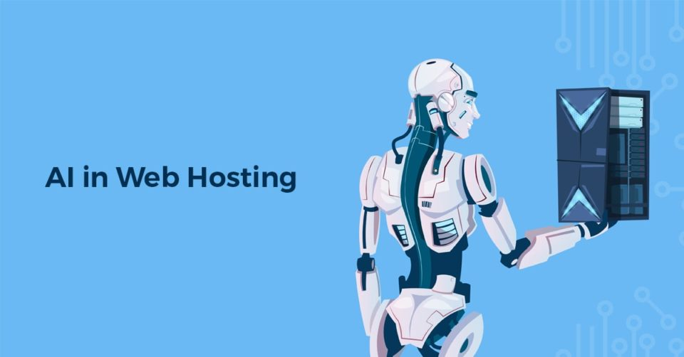 AI is Helping the Web Hosting Industry