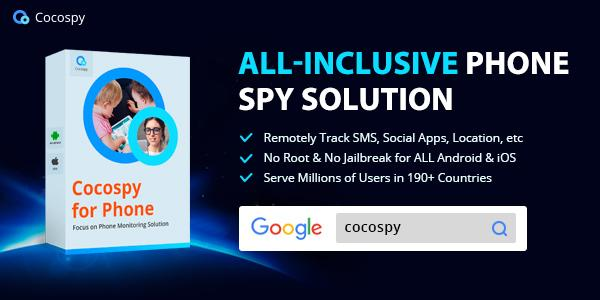 Spy with Cocospy