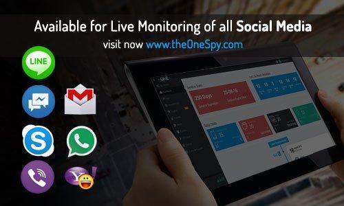 Spy on Social Media