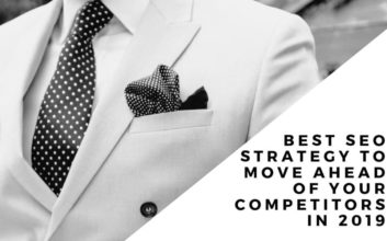 SEO strategy to move ahead of your competitor