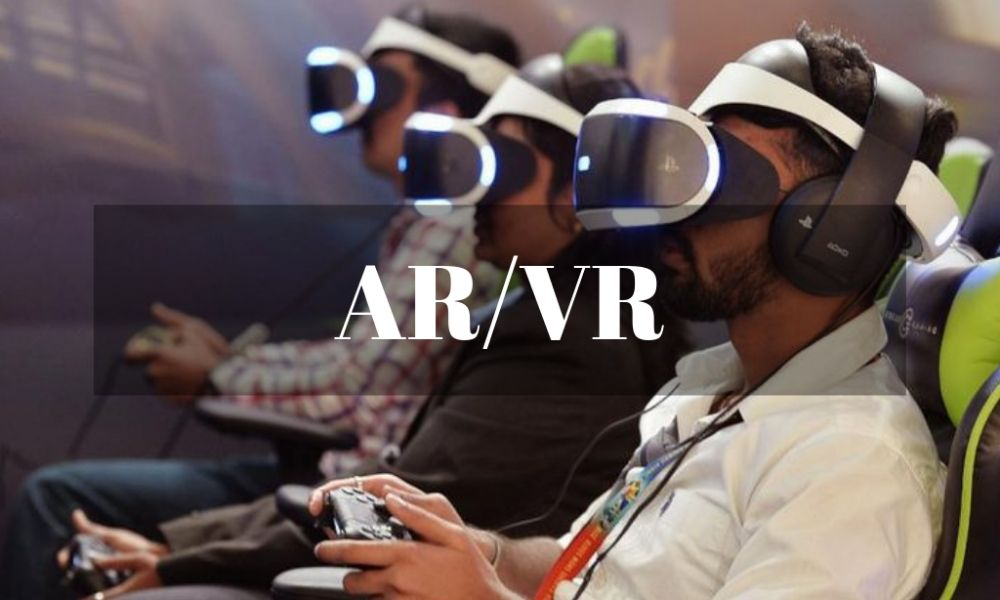 AR/VR technology