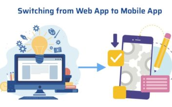 Switching from Web App to Mobile App