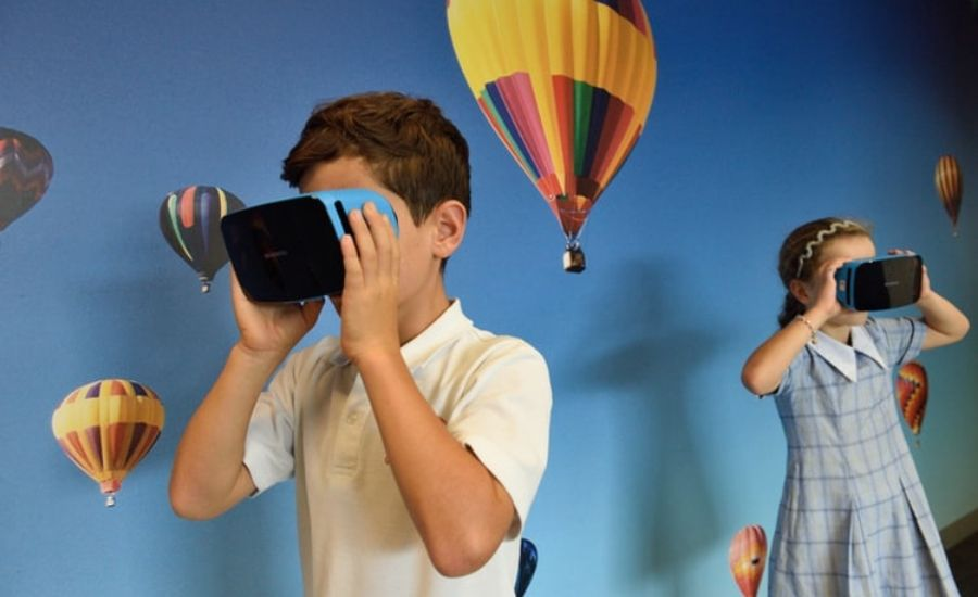 Virtual Reality Affects Education