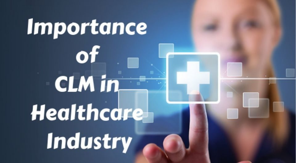 Contract Lifecycle Management in Healthcare Industry