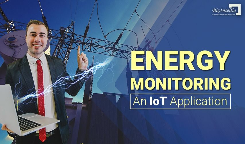 Energy Monitoring An IoT Application