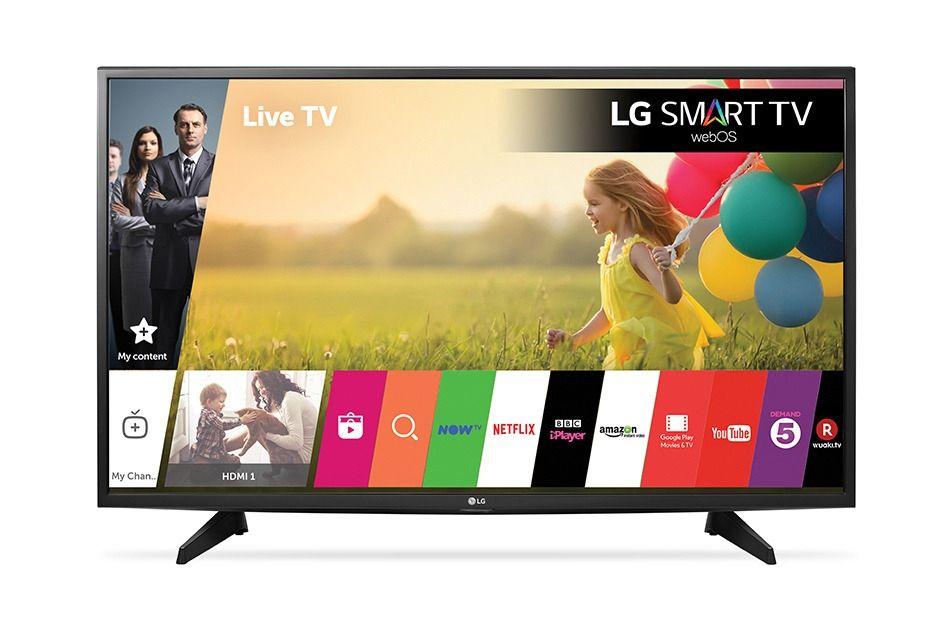LG Smart Television