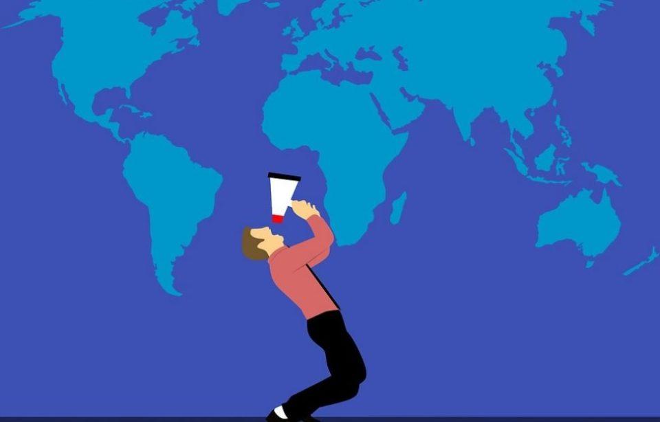 International customer service