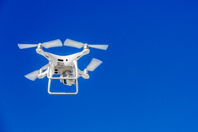 Drones in the Manufacturing Industry