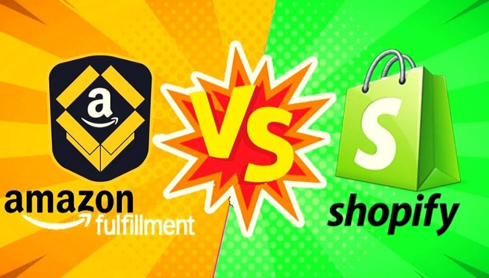 Amazon Or Shopify: Better Option For Your Dropshipping Business