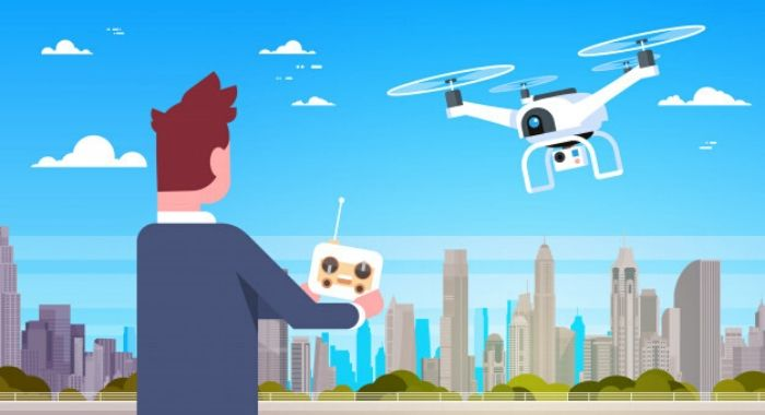 Why drones are the future of business