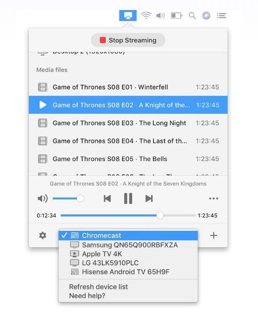 Mirroring Wirelessly Without Apple TV