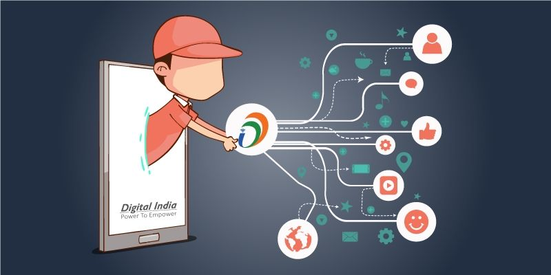 Digital India Boosting the Smart Cities