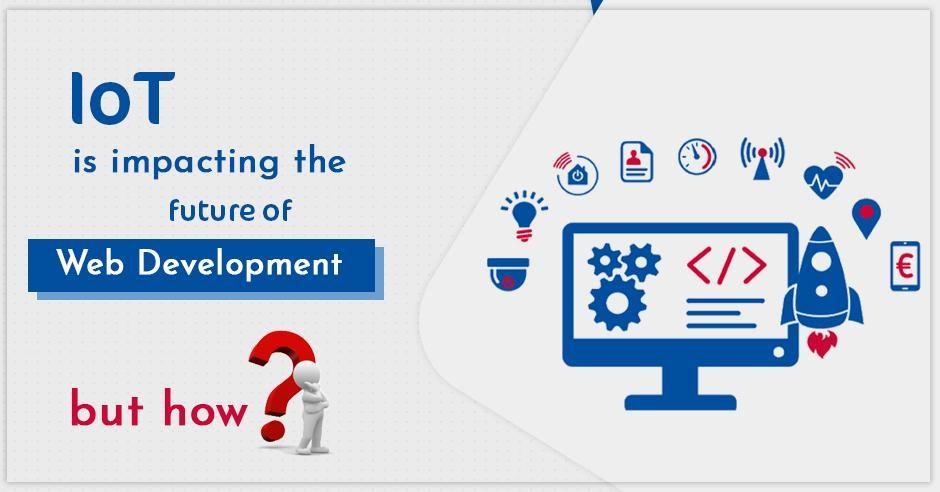IoT is Impacting the Future of Web Development