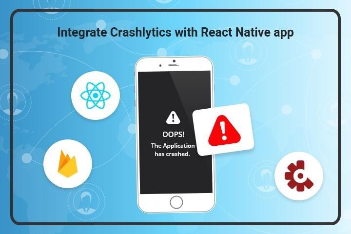 Crashlytics with React Native