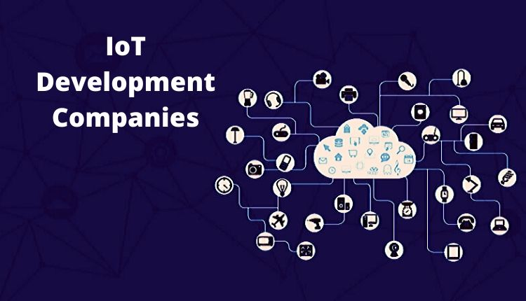 IoT Development Companies 2020