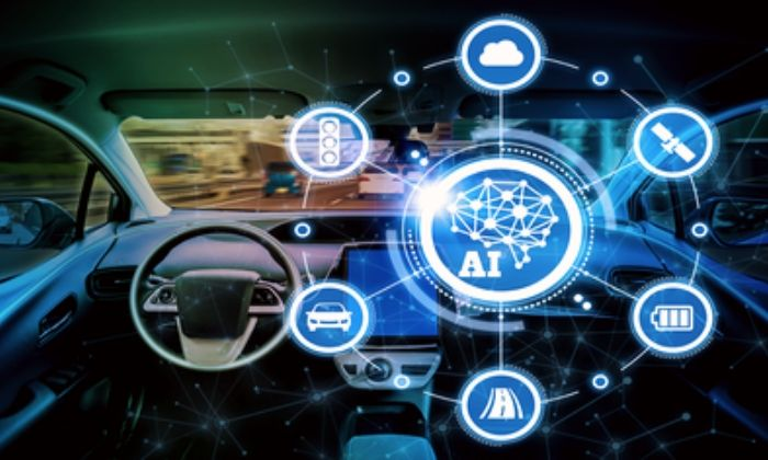 Artificial Intelligence in Automotive Market