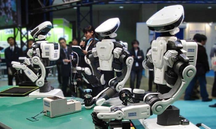 Industrial Robots Applications