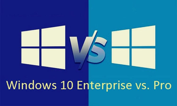 Windows 10 Professional vs. Enterprise