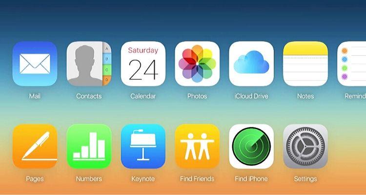Functionalities does iCloud have