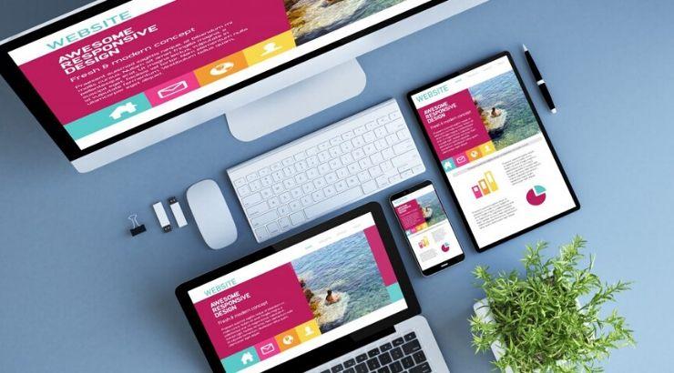 Make a great Marketing Agency Website