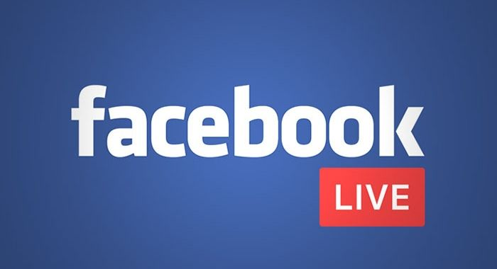 Facebook Live for Streaming Events