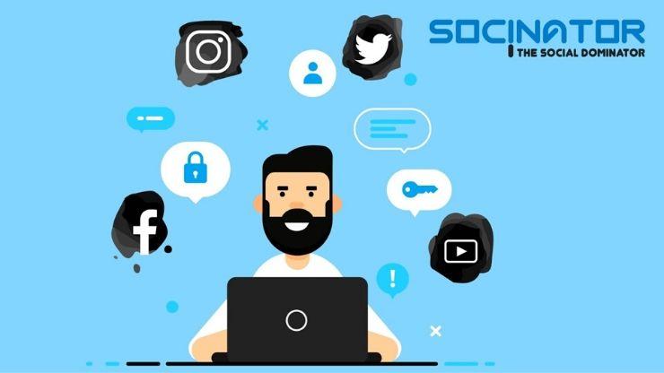 Socinator Social Media Automation tool