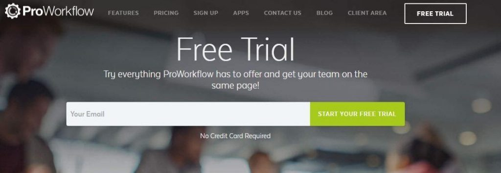 ProWorkFlow Project Management software