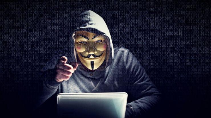 Hackers demanding