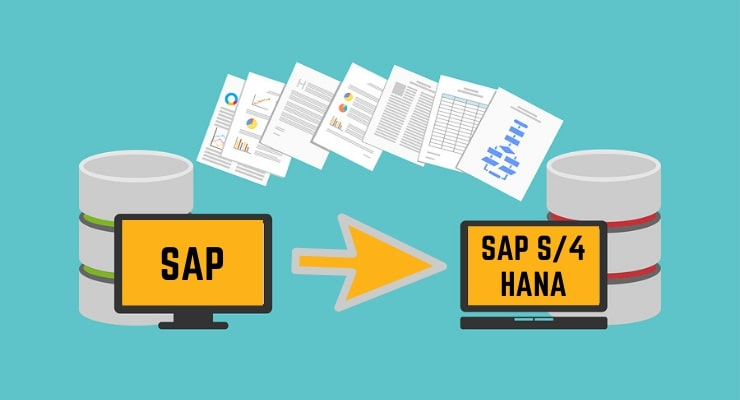 Migrating to SAP S/4 HANA