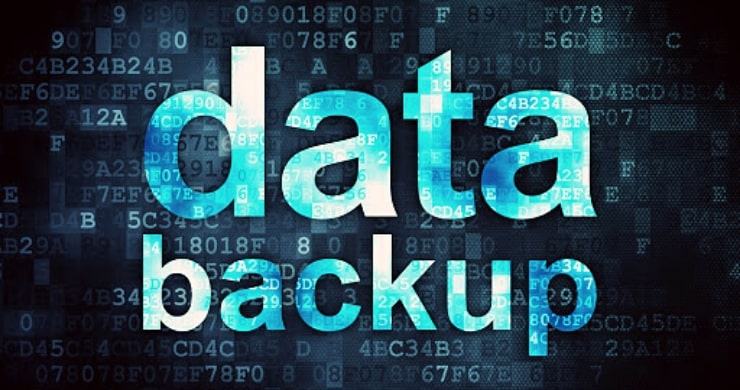 Types of Data Backup