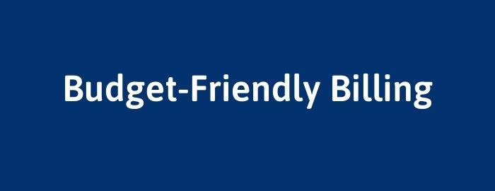 Budget-Friendly Billing