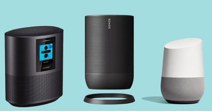 Smart Wi-Fi Speakers