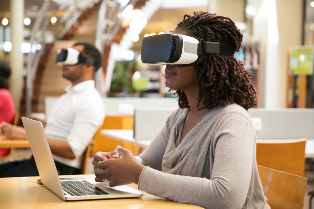 VR In Distance Learning
