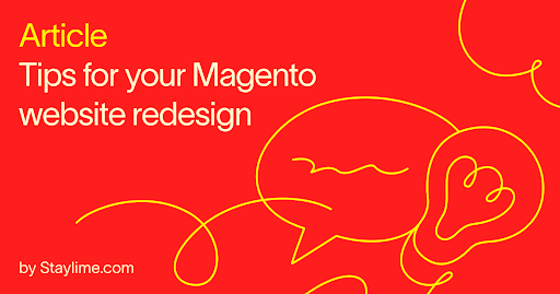 Magento Website Redesign Tips